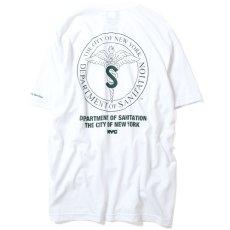 画像3: X DSNY Community Services S/S Tee 半袖 Tシャツ デイーエスエヌワイ White (3)