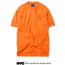 画像7: X DSNY Community Services S/S Tee 半袖 Tシャツ デイーエスエヌワイ Orange (7)
