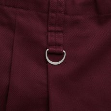画像6: × Dickies Biggies Wide Chino Pants ディッキーズ ワイド チノ タイプ パンツ シルエット Wine Red (6)