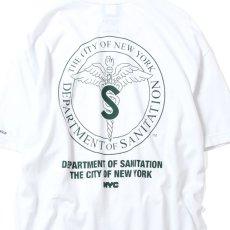 画像5: X DSNY Community Services S/S Tee 半袖 Tシャツ デイーエスエヌワイ White (5)