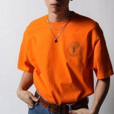 画像9: X DSNY Community Services S/S Tee 半袖 Tシャツ デイーエスエヌワイ Orange (9)