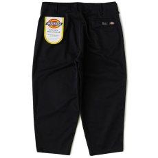 画像1: × Dickies Biggies Wide Chino Pants ディッキーズ ワイド チノ タイプ パンツ シルエット Black (1)