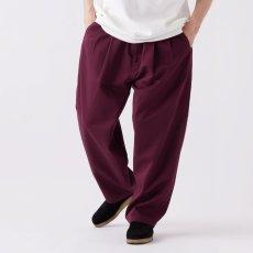 画像3: × Dickies Biggies Wide Chino Pants ディッキーズ ワイド チノ タイプ パンツ シルエット Wine Red (3)