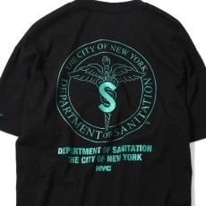 画像5: X DSNY Community Services S/S Tee 半袖 Tシャツ デイーエスエヌワイ Black (5)