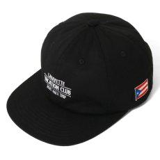 画像2: Vacation Club PRI Tour Flat Visor Cap ストラップバック キャップ 帽子 Black (2)