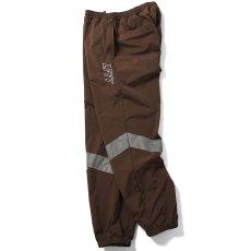 画像7: Reflector Track Pants トラック パンツ Brown (7)