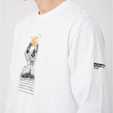 画像7: Kogankult Level L/S Tee 長袖 Kirill Kogan Tシャツ White ホワイト (7)