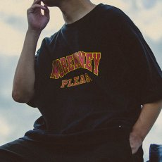 画像6: Mo Money S/S Heavyweight Tee 半袖 Tシャツ Black (6)