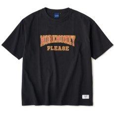 画像1: Mo Money S/S Heavyweight Tee 半袖 Tシャツ Black (1)