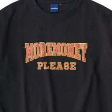 画像5: Mo Money S/S Heavyweight Tee 半袖 Tシャツ Black (5)