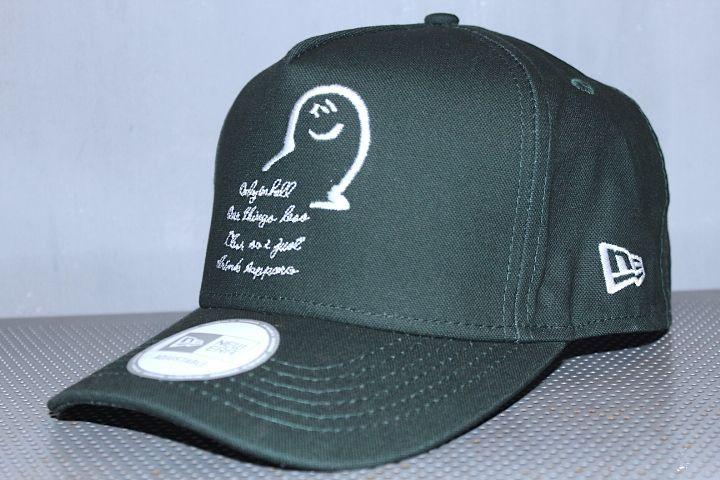 5352ec50c9e ... coupon for new era 9forty d frame man classic cap mark gonzales dark  green cf175 4cd90