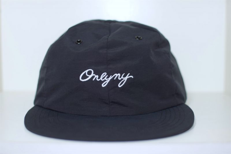 06a94fe8caa Only NY (オンリーニューヨーク) Lodge Polo Hat Black Strapback Cap ロッジ ポロ ハット ストラップバック  キャップ ブラック Cleofus