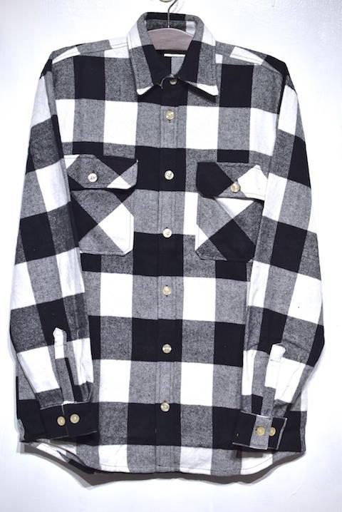 画像1: Rothco(ロスコ) L/S Flannel Check Shirts フランネル チェック 長袖 シャツ (1)