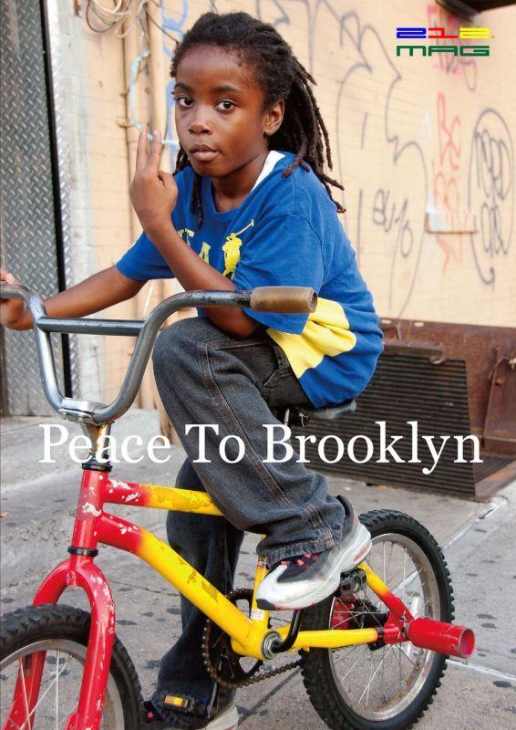 画像1: 212Mag (トゥートゥエルブマガジン) 『Peace To Brooklyn』 -15th Anniversary Special Edition- (1)
