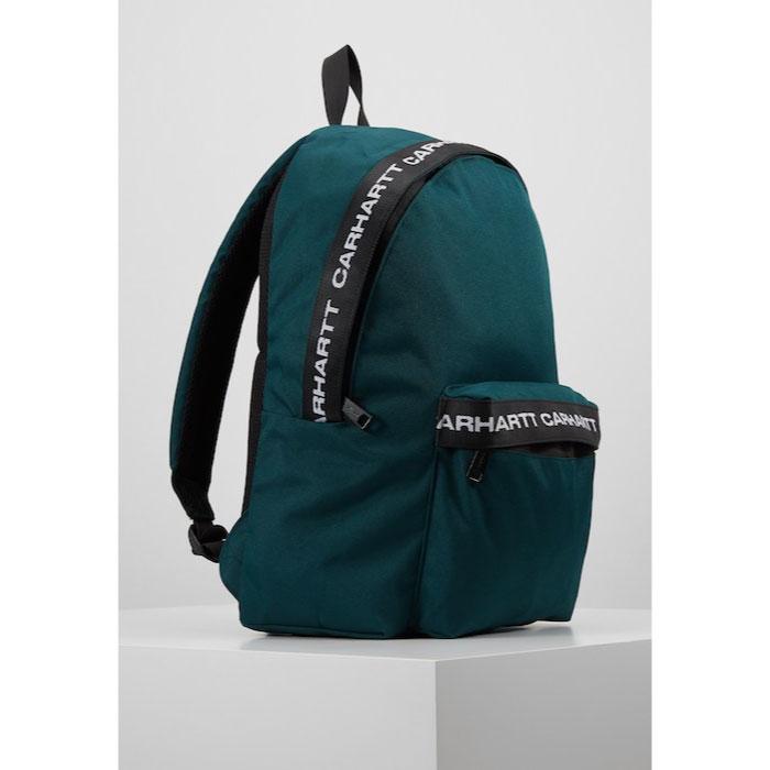 画像1: Brandon Backpack Black Dark Green Lace 18.3liter バックパック バッグ カバン 鞄 (1)