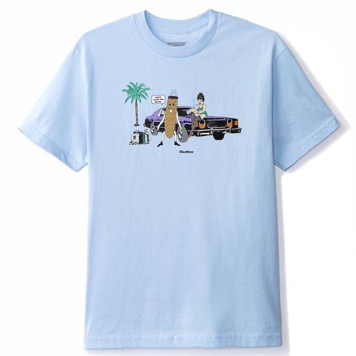 画像1: Butter Goods(バターグッズ) Ciger S/S Tee 半袖 Tシャツ (1)
