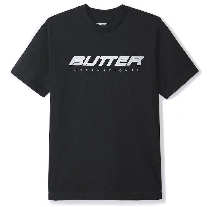 画像1: Butter Goods(バターグッズ) International Logo S/S Tee 半袖 Tシャツ (1)