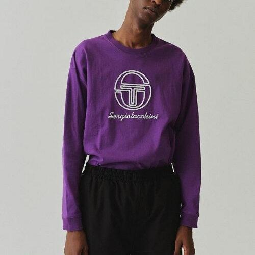 画像1: Embroidery Logo L/S Tee ロンT 長袖 Tシャツ  (1)