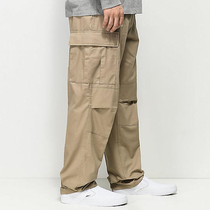 画像1: BDU Cargo Pants カーゴパンツ Beige ベージュ (1)