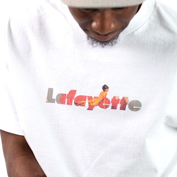 画像1: × Killiman Jah Low Works キリマンジャロウワークス Mind Power Logo Tee 半袖 ロゴ Tシャツ White ホワイト (1)