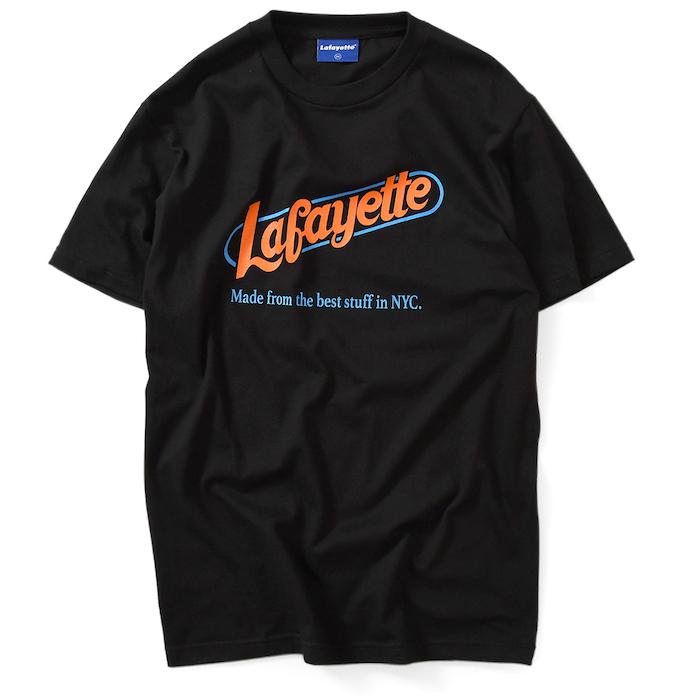 画像1: Lafayette(ラファイエット) Best Stuff Tee 半袖 Tシャツ Black ブラック (1)