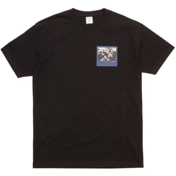 画像1: Acapulco Gold (アカプルコゴールド) S/S Made In Usa Tee Black 半袖 Tシャツ (1)