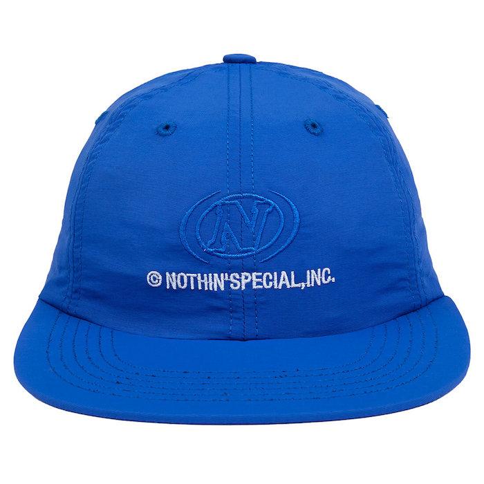 画像1: Nothin' Special(ナッシン スペシャル) Nylon 6 Panel Cap ナイロン キャップ 帽子  (1)