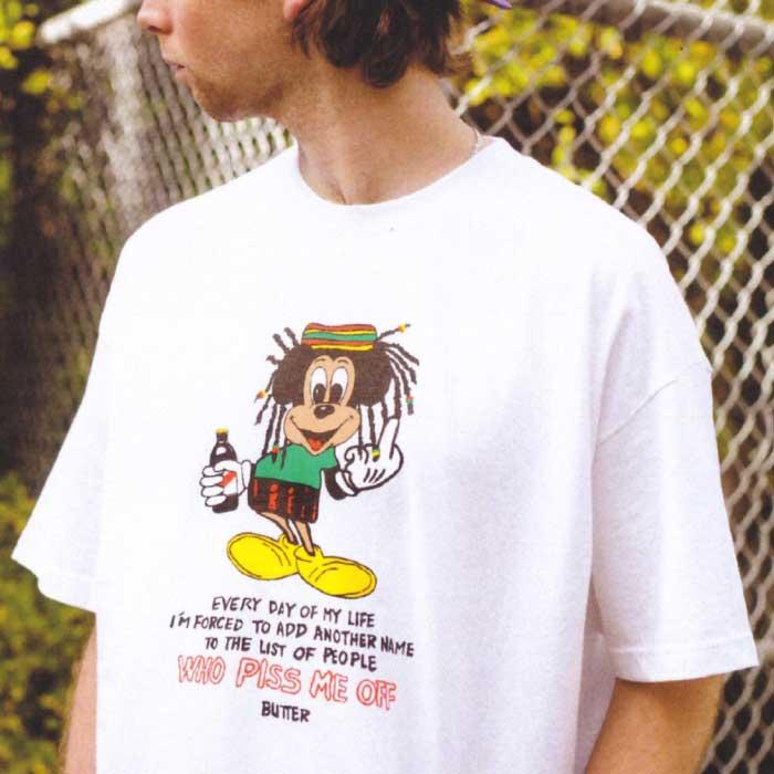 画像1: Everyday S/S Tee White 半袖 Tシャツ  (1)