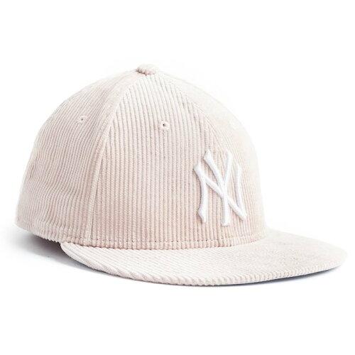 画像1: 【SALE】× Todd Snyder ( トッドスナイダー ) LP 59Fifty NY Yankees Logo Corduroy Fitted Cap フィッテッド コーデュロイ ゲーム オンフィールド Classic クラシック MLB 公式 Official (1)