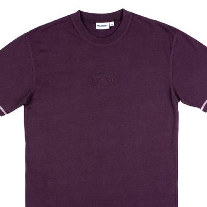 画像1: Chain Stitch embroidery Logo S/S Tee 半袖 刺繍 ロゴ Tシャツ  (1)