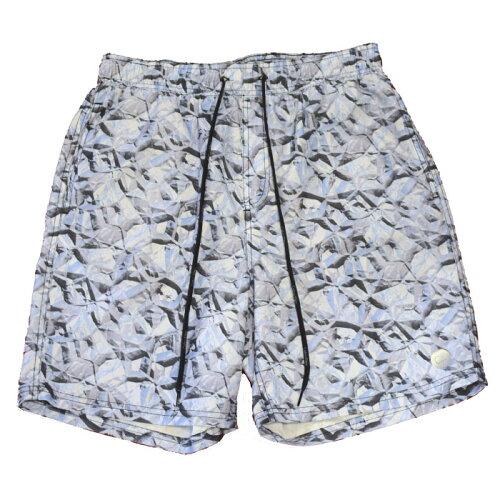 画像1: Diamond Swim Shorts Allover スイム ショーツ  (1)