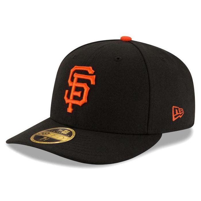 画像1: LP 59Fifty San Francisco Giants Cap MLB サンフランシスコ・ジャイアンツ ゲーム オンフィールド Classic クラシック MLB 公式 Official (1)