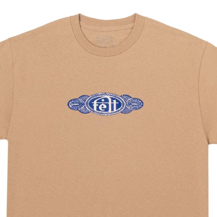 画像1: Blues S/S Tee Sand Beige Black サンド ベージュ 半袖 Tシャツ (1)