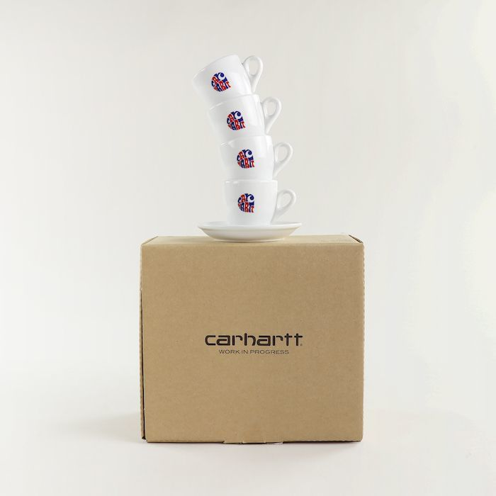 画像1: Clearwater Espresso Set エスプレッソ カップ ギフト カップ ソーサー  (1)