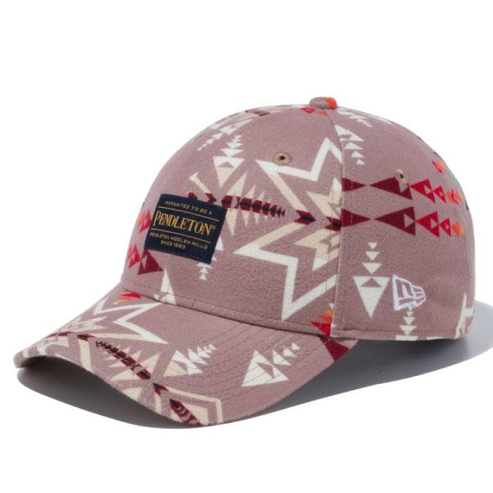 画像1: × Pendleton 9thirty Ball Cap ペンドルトン キャップ Plains Star Beige 帽子 (1)