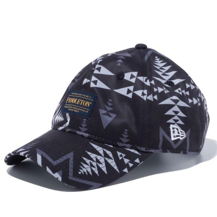 画像1: × Pendleton 9thirty Ball Cap ペンドルトン キャップ Plains Star Black 帽子 (1)