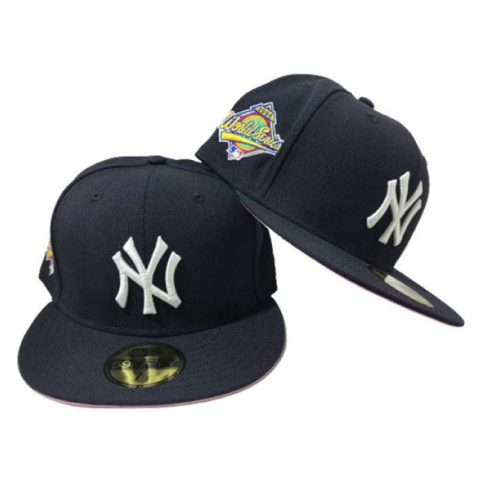 画像1: 59Fifty NewYork Yankees World Series 1996 Cap ニューヨーク ヤンキース ワールド シリーズ キャップ 帽子 MLB 公式 Official (1)
