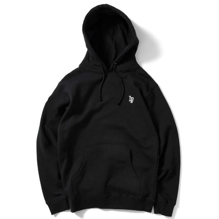 画像1: WWE 2020 LF Logo Pullover Hooded Sweatshirt パーカー エンブレム パーカー by Lafayette ラファイエット  (1)