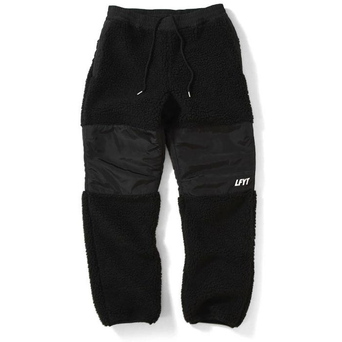 画像1: Sherpa Fleece Pants シェルパ フリース パンツ by Lafayette ラファイエット  (1)