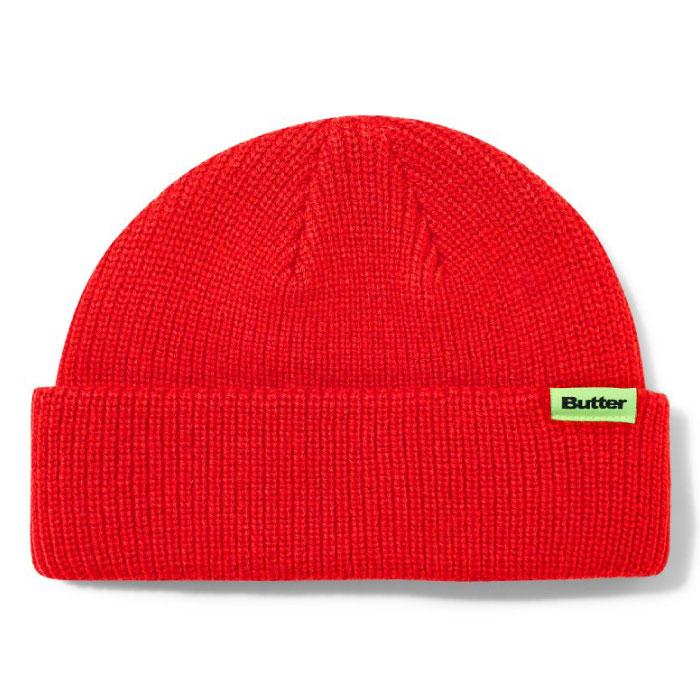 画像1: Wharfie Beanie ショート ビーニー ニット キャップ 帽子 (1)