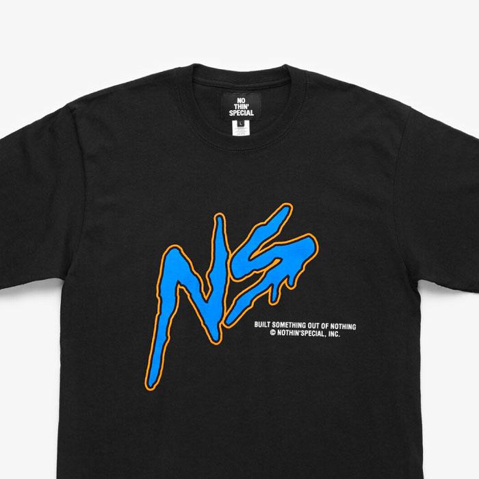 画像1: NS Squad S/S Tee White 半袖 シャツ (1)