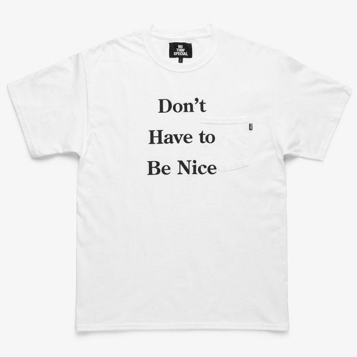 画像1: Dont Have To Pocket S/S Tee 半袖 ポケット ポケT Tシャツ (1)