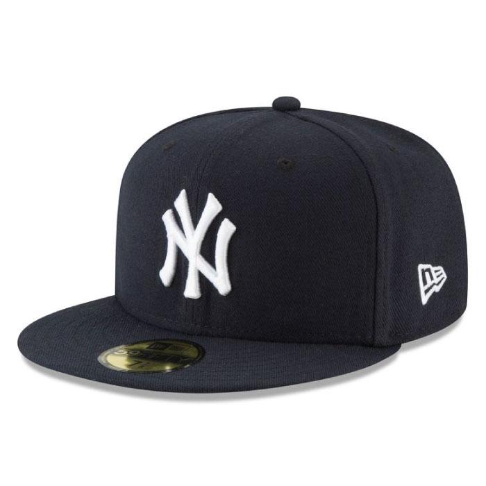 画像1: 59Fifty NewYork Yankees baseball cap ニューヨーク ヤンキース Authentic Classic オーセンティック クラシック MLB 公式 Official (1)
