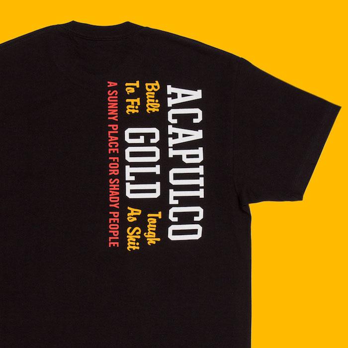画像1: Old New York S/S Tee 半袖 オールド ニューヨーク Tシャツ Black ブラック (1)