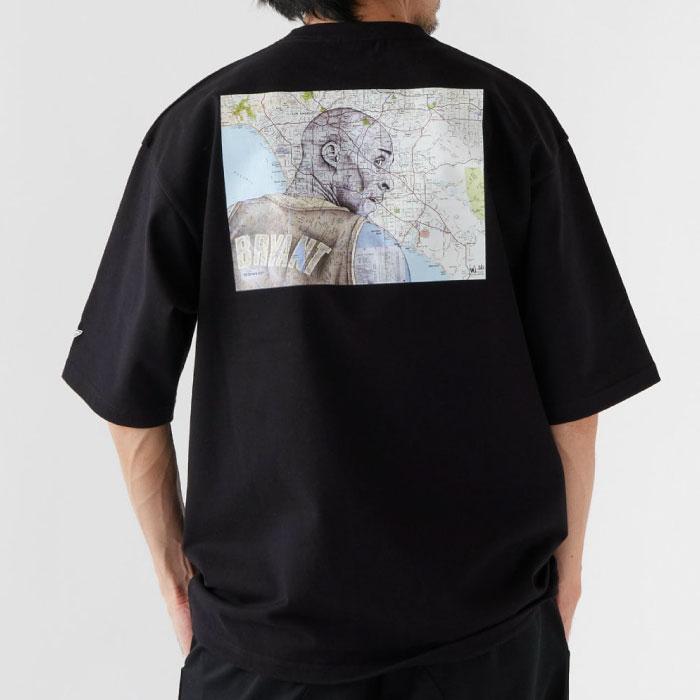 画像1: × TAVU × Sb_Kobe S/S Tee T-Shirt トリプル コラボ ヘビーオンス パリ アーティスト 13oz 半袖 Tシャツ Black ブラック  (1)