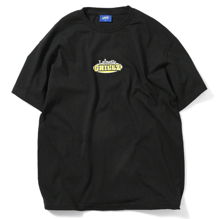 画像1: Grillz S/S Tee グリルズ 半袖 Tシャツ Black ブラック by Lafayette ラファイエット  (1)