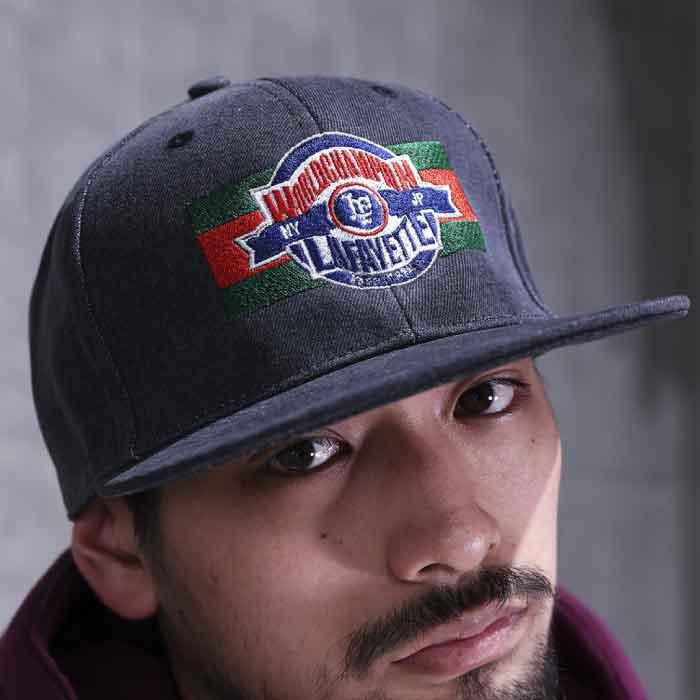 画像1: LF Champion Emblem Logo Snapback Cap スナップ バック キャップ 帽子 by Lafayette ラファイエット  (1)