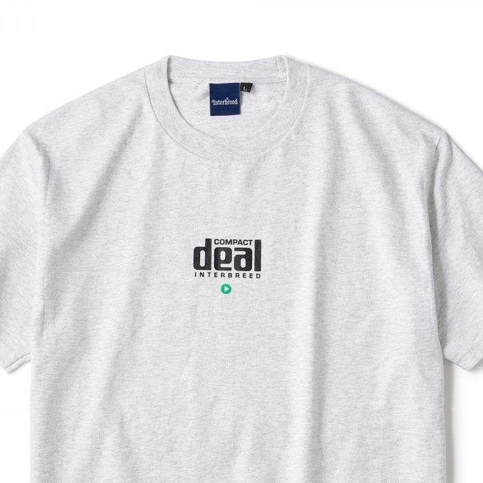 画像1: Small Business S/S Tee 半袖 Tシャツ Ash Grey アッシュ グレー (1)