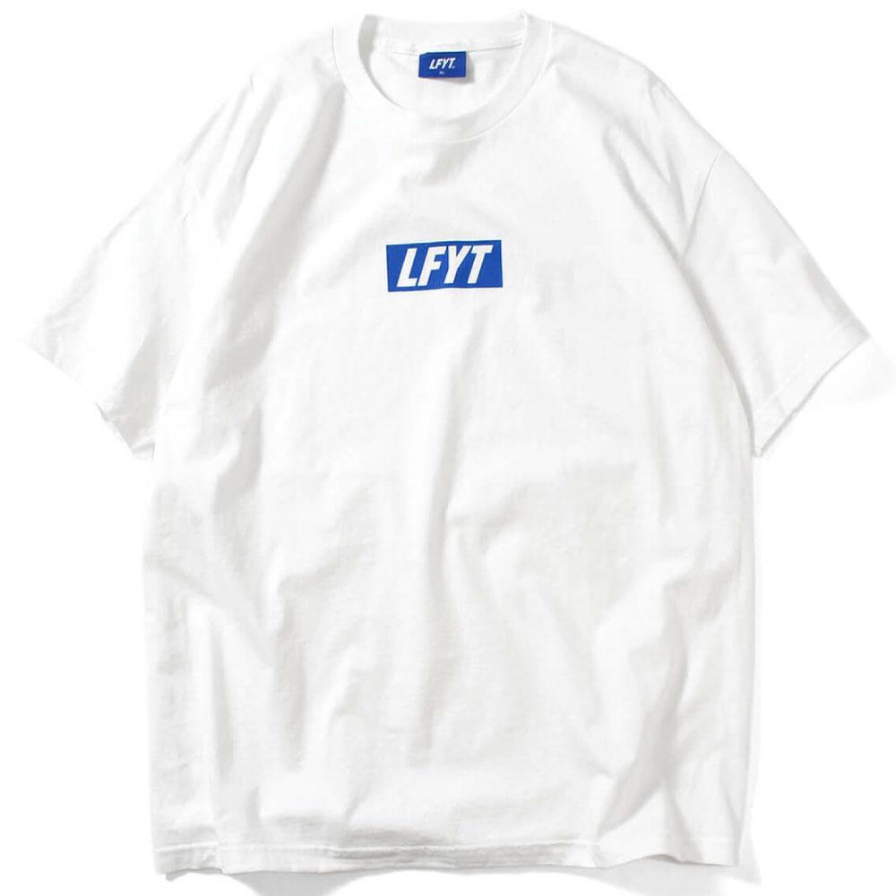 画像1: Box Logo S/S Tee ボックス ロゴ 半袖 Tシャツ (1)