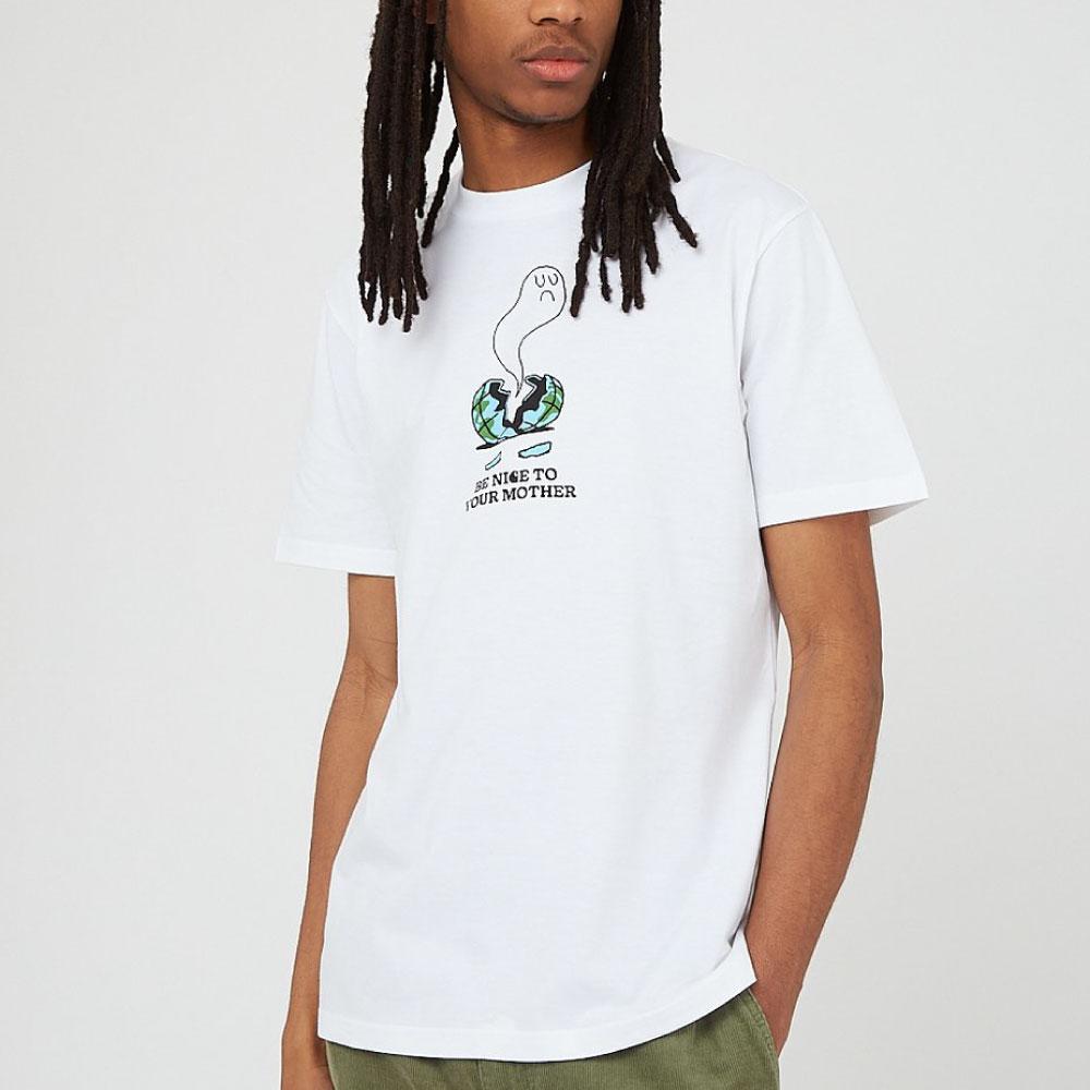 画像1: Nice To Mother S/S Tee 半袖 Tシャツ  (1)